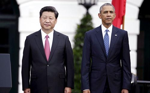 Xi Jinping Obamával tárgyalt