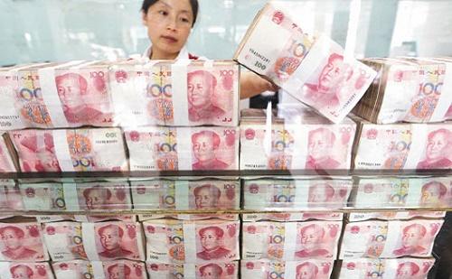 Kína, IMF, gazdaság