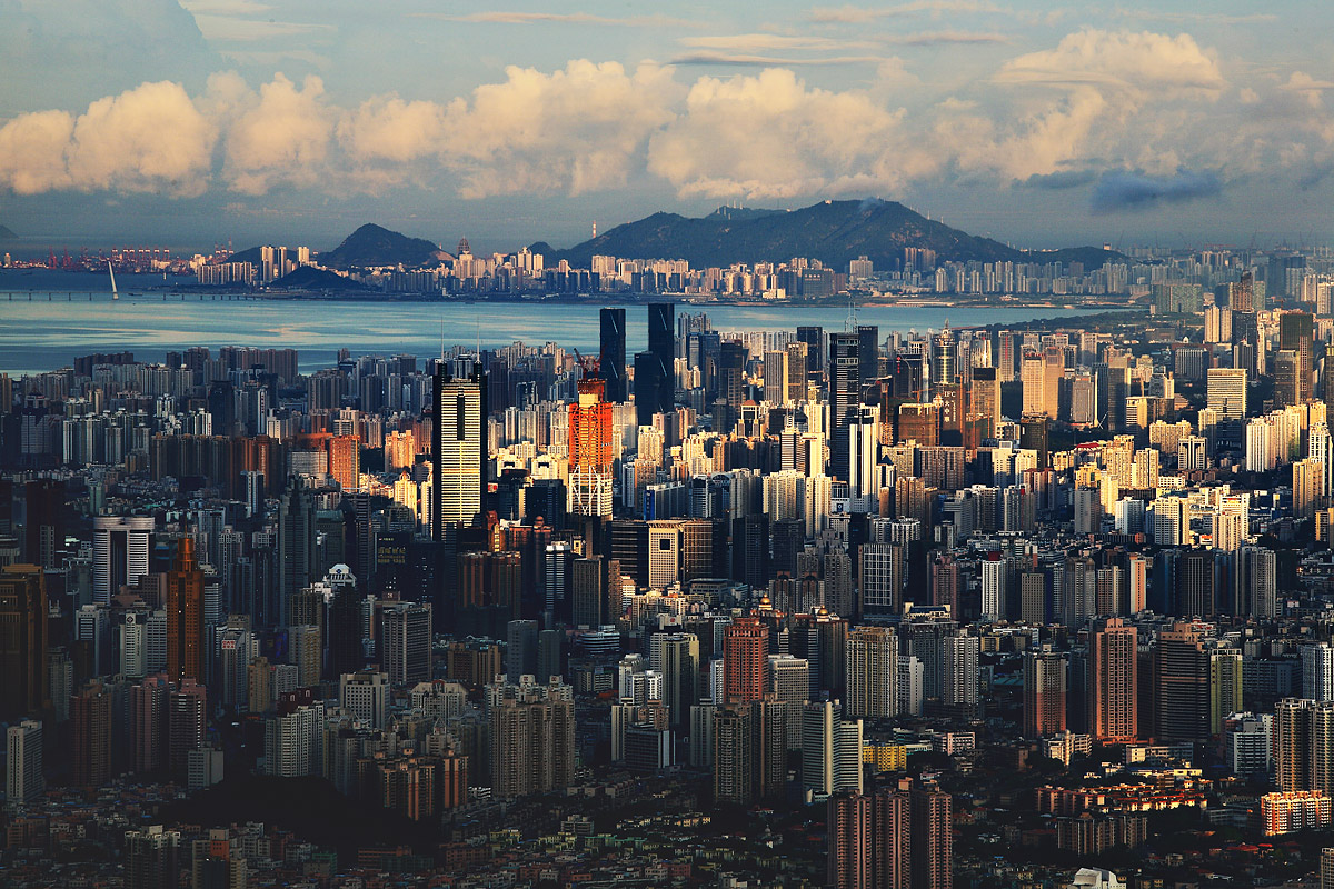 Shenzhen, kína befektetés