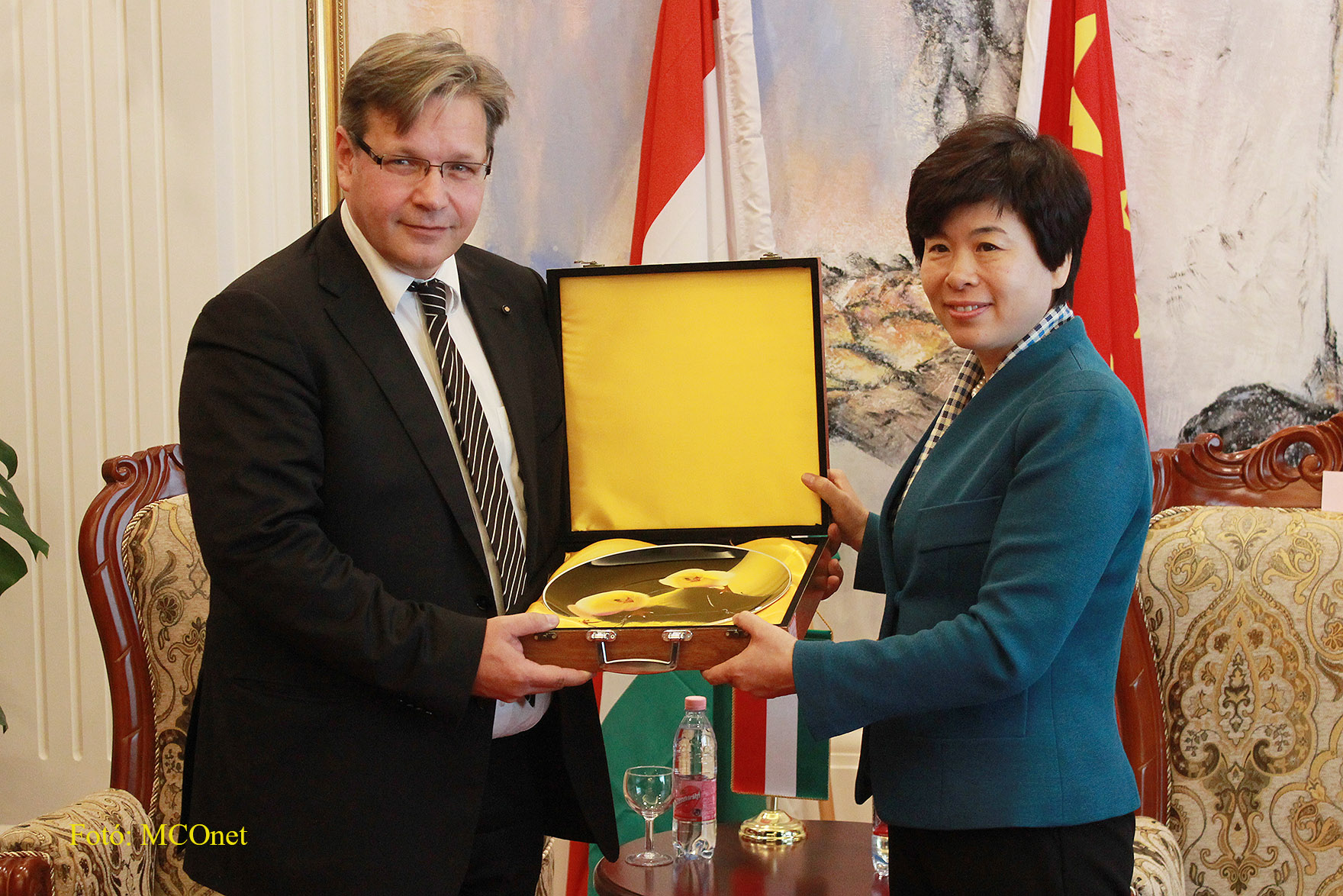 Hebei Tartomány kormányzó helyettese, Kína, KDNP