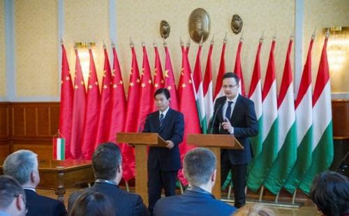 Sikeres volt a magyar-kínai gazdasági vegyesbizottság hétfői ülése