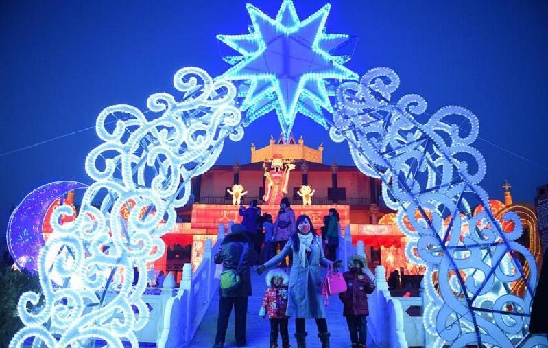 Kína, fesztivál