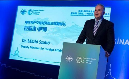 A Magyar Kereskedelmi és Iparkamara együttműködést kötött a Kínai Nemzetközi Kereskedelemfejlesztési Tanáccsal